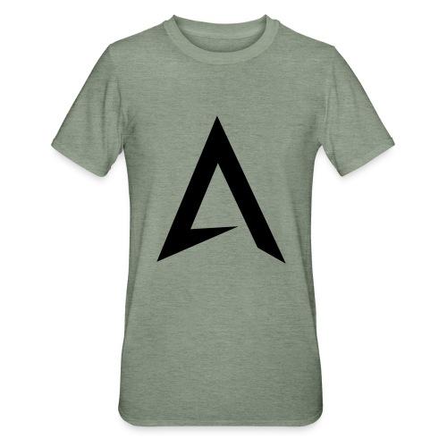 alpharock A logo - Unisex Polycotton T-Shirt