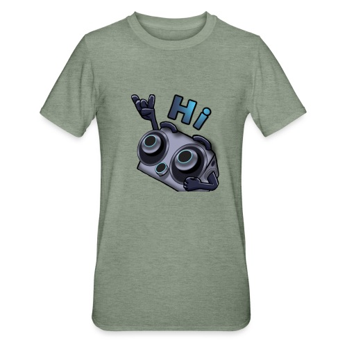 The DTS51 emote1 - Unisex Polycotton T-shirt