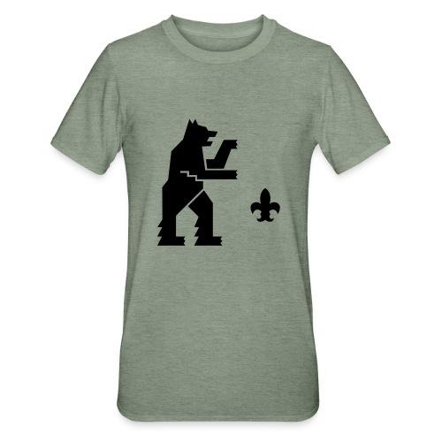 hemelogovektori - Unisex polypuuvilla-t-paita