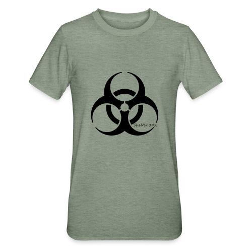 Biohazard - Shelter 142 - Unisex Polycotton T-Shirt