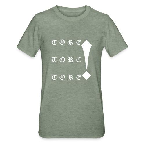 Tore! Tore! Tore! - Unisex Polycotton T-Shirt