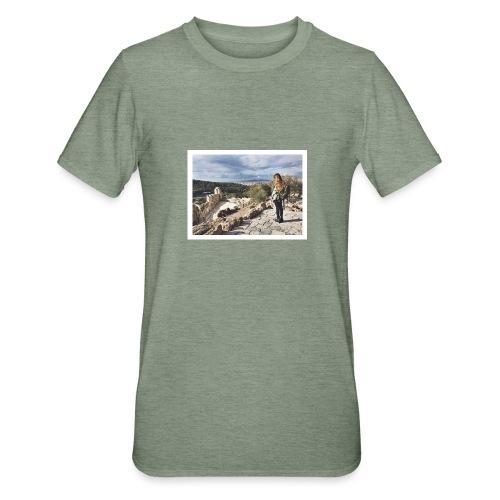 Greece - Koszulka unisex z polibawełny