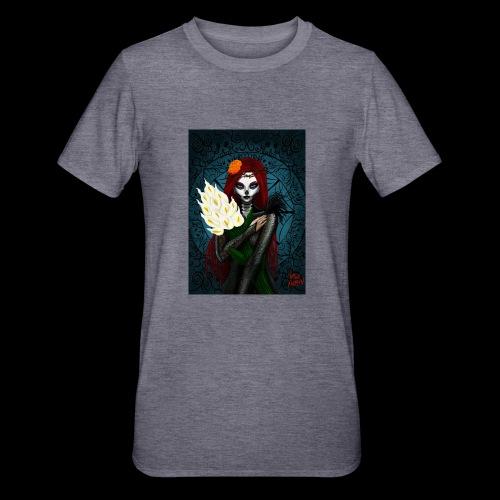 Death and lillies - Unisex Polycotton T-Shirt