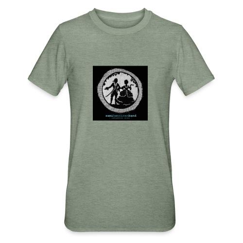 SHB - Näkymätön mies - Unisex polypuuvilla-t-paita