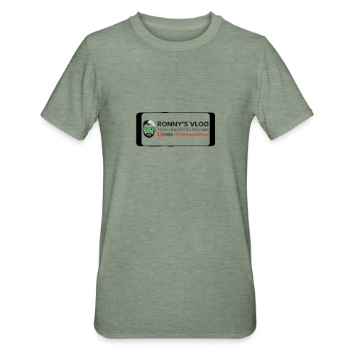 Galaxy S8 by Ronny's Vlog - Unisex Polycotton T-Shirt