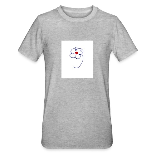 0BCAE8B9 39C6 4CAC BD96 F279AD1C4726 - Camiseta en polialgodón unisex