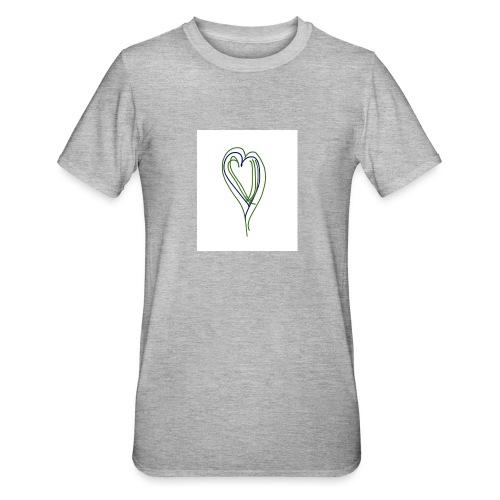 Corazon - Camiseta en polialgodón unisex