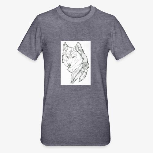 wolf - Unisex Polycotton T-shirt