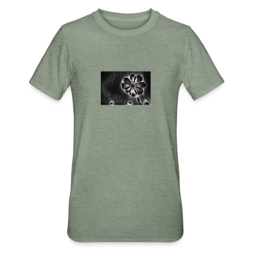 blackflower - Unisex Polycotton T-Shirt