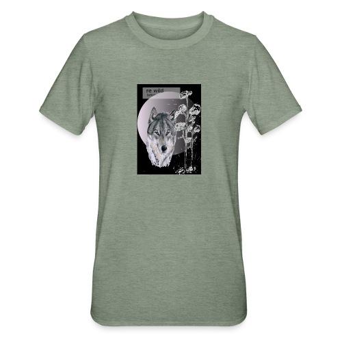 Re wild britain tee shirt - Unisex Polycotton T-Shirt