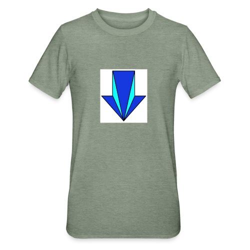flecha - Camiseta en polialgodón unisex
