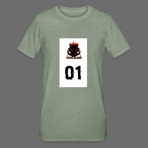 Boar blood 01 - Koszulka unisex z polibawełny