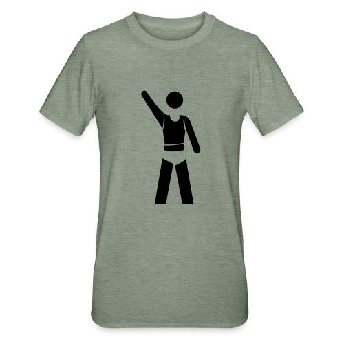 icon - Unisex Polycotton T-Shirt