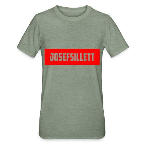 Josef Sillett Red - Unisex Polycotton T-Shirt