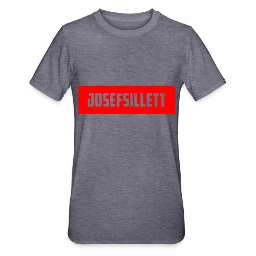 Josef Sillett Red - Unisex Polycotton T-Shirt