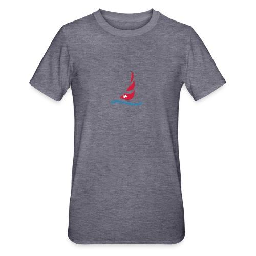 logo sailing switzerland - Unisex Polycotton T-Shirt