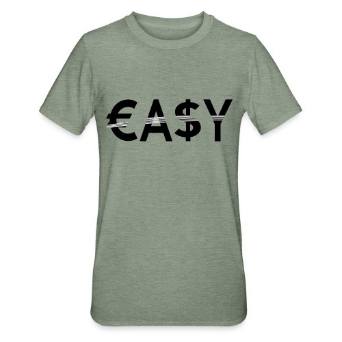 EASY - Camiseta en polialgodón unisex