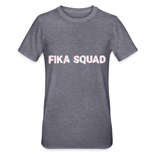 Fika Squad - Polycotton-T-shirt unisex