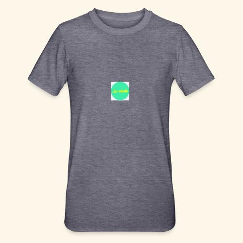 No Sweat - T-shirt polycoton Unisexe