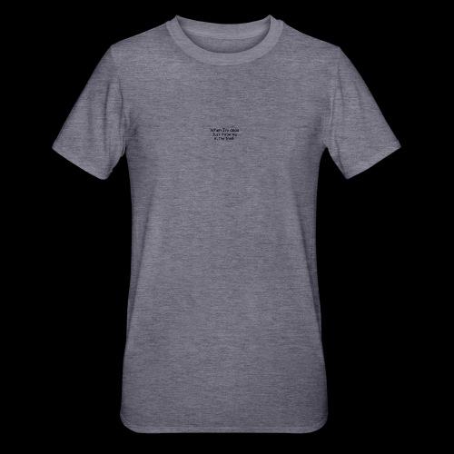 WID - Unisex Polycotton T-skjorte