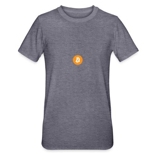 Bitcoin - Unisex Polycotton T-Shirt