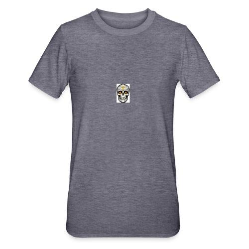 tete de mort - T-shirt polycoton Unisexe