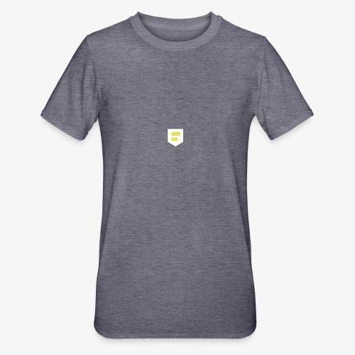 LOGO Blanc - T-shirt polycoton Unisexe