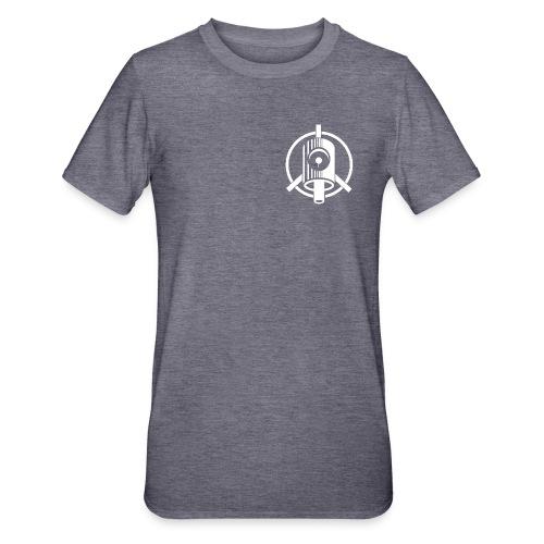Peace Family Graffiti - Unisex Polycotton T-Shirt