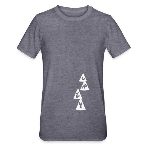 Conos CRZY: CR - Camiseta en polialgodón unisex