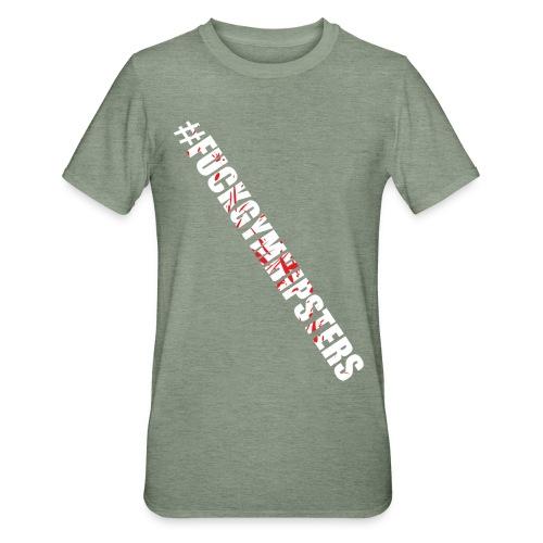 fgh - Koszulka unisex z polibawełny