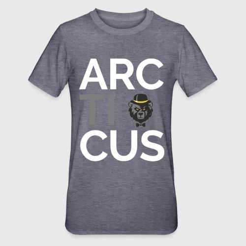 Arcticus font - Unisex Polycotton T-Shirt