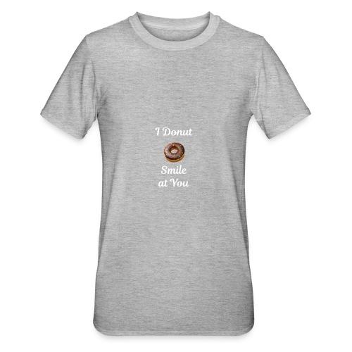 Donut Care - Unisex Polycotton T-shirt