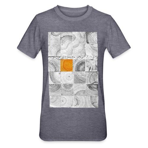 Cubes de Bois - T-shirt polycoton Unisexe