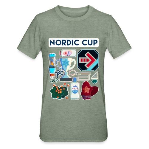 Nordic 2018 - Unisex polypuuvilla-t-paita