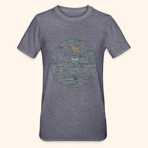 Ich bin - Unisex Polycotton T-Shirt