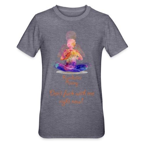 Kundalini Rising - Unisex Polycotton T-Shirt