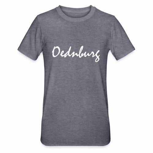 Oednburg Wit - Unisex Polycotton T-shirt