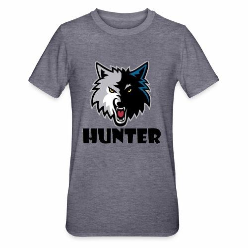 Hunter T-schirt - Unisex Polycotton T-shirt
