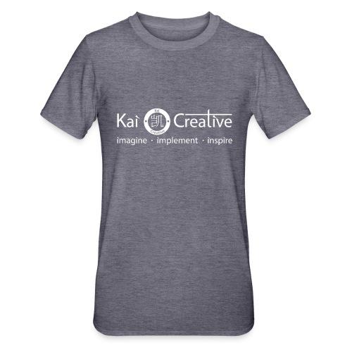 Classic Kai Creative Logo T-shirt - Unisex Polycotton T-Shirt