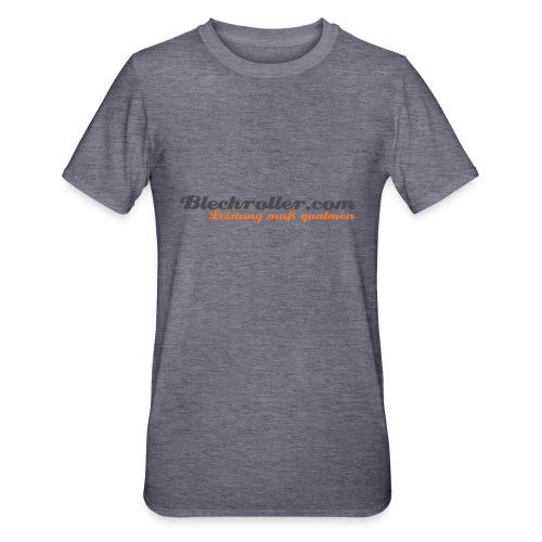 blechroller logo - Unisex Polycotton T-Shirt