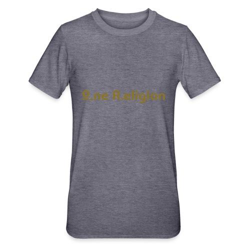 O.ne R.eligion Only - T-shirt polycoton Unisexe