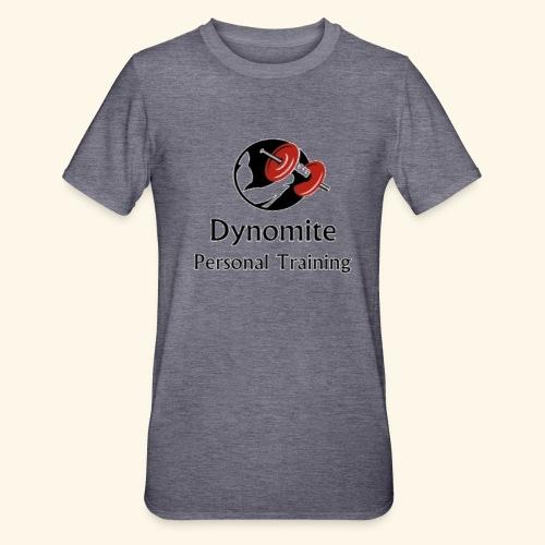 Dynomite Personal Training - Unisex Polycotton T-Shirt