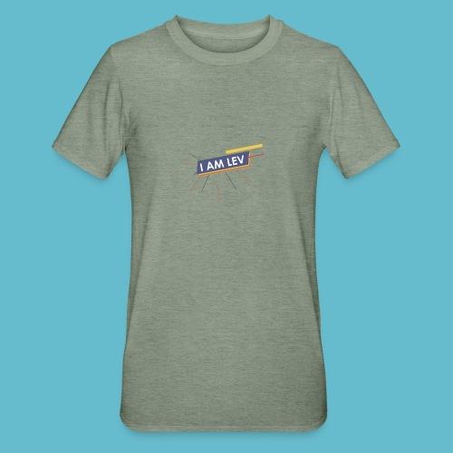 I AM LEV Banner - Unisex Polycotton T-shirt