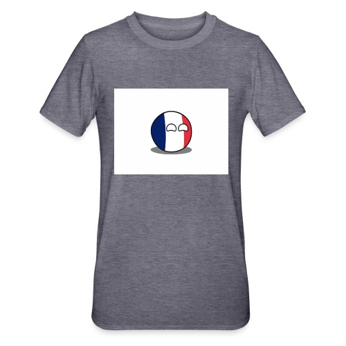 France Simple - T-shirt polycoton Unisexe