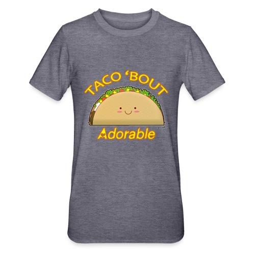 taco - Maglietta unisex, mix cotone e poliestere