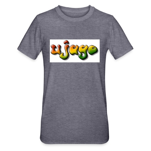 ujago farbig - Unisex Polycotton T-Shirt