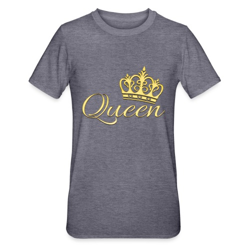 Queen Or -by- T-shirt chic et choc - T-shirt polycoton Unisexe