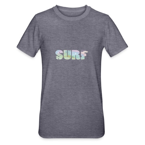 Surf summer beach T-shirt - Unisex Polycotton T-Shirt