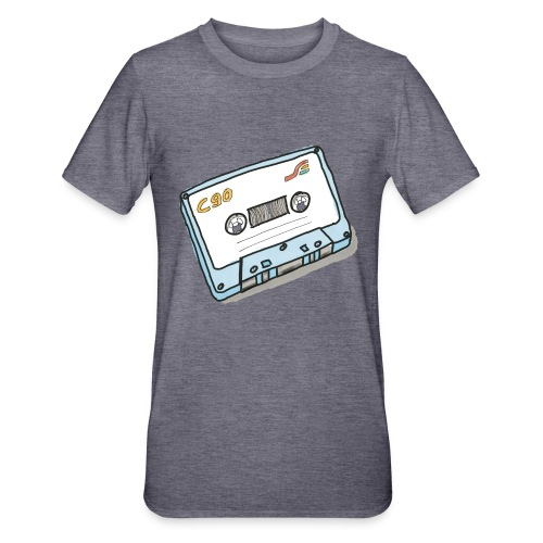 Cassette - Unisex Polycotton T-Shirt