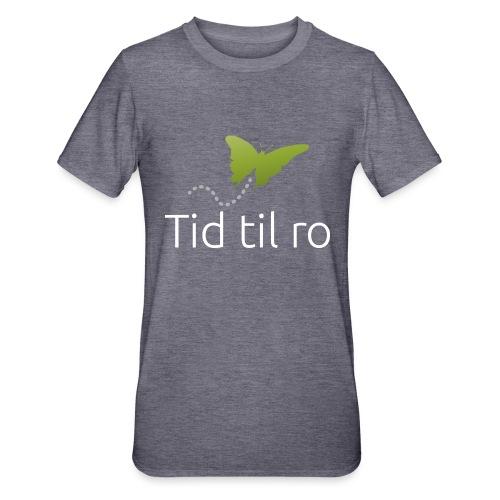 Tid til ro - Unisex polycotton T-shirt